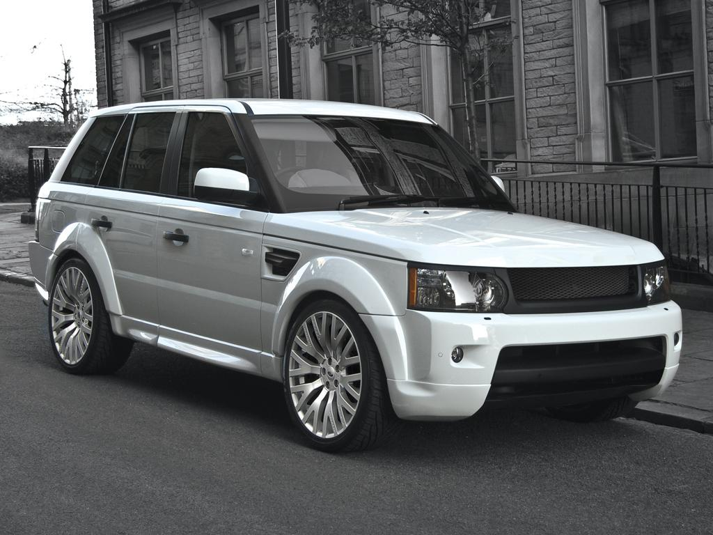 mikekahn 2010 land rover range rover sport specs photos modification info at cardomain. Black Bedroom Furniture Sets. Home Design Ideas