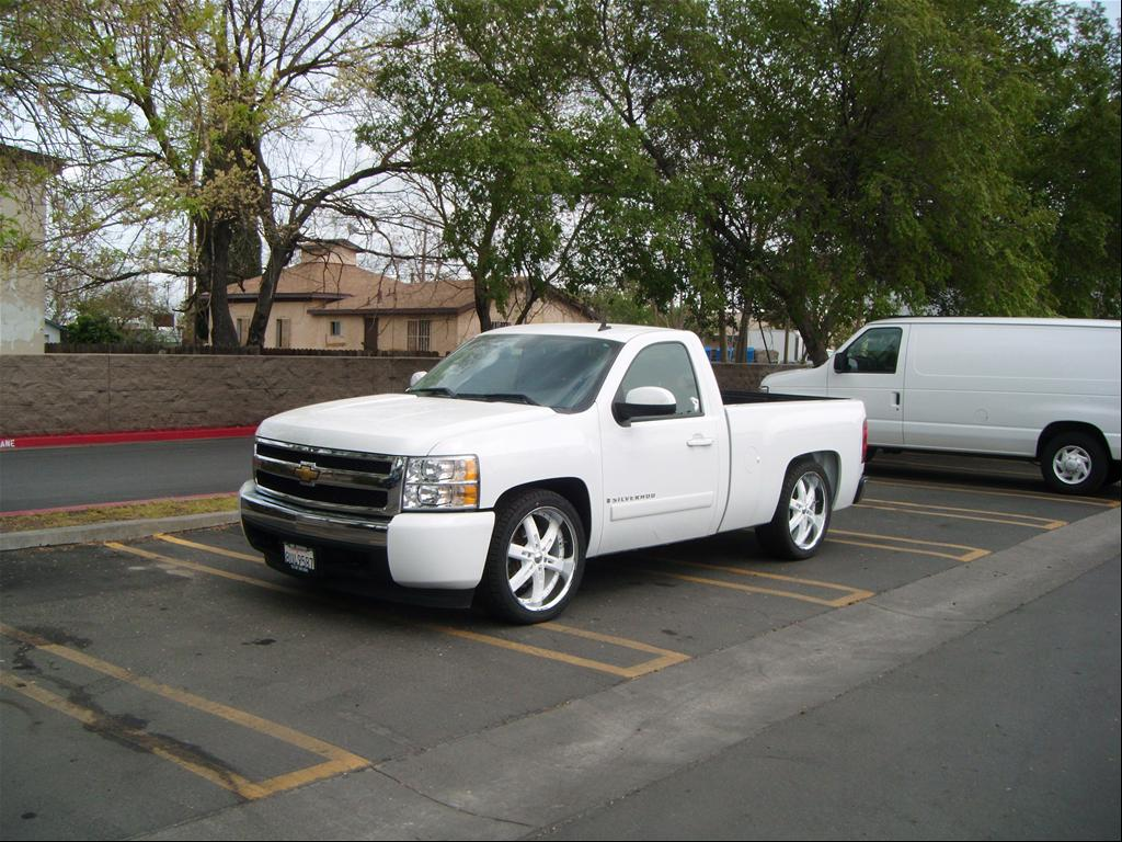 2008 chevrolet silverado 1500 regular cab casper discovery bay. Black Bedroom Furniture Sets. Home Design Ideas
