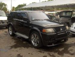 ElJukiaoRaicings 2001 Mitsubishi Montero Sport