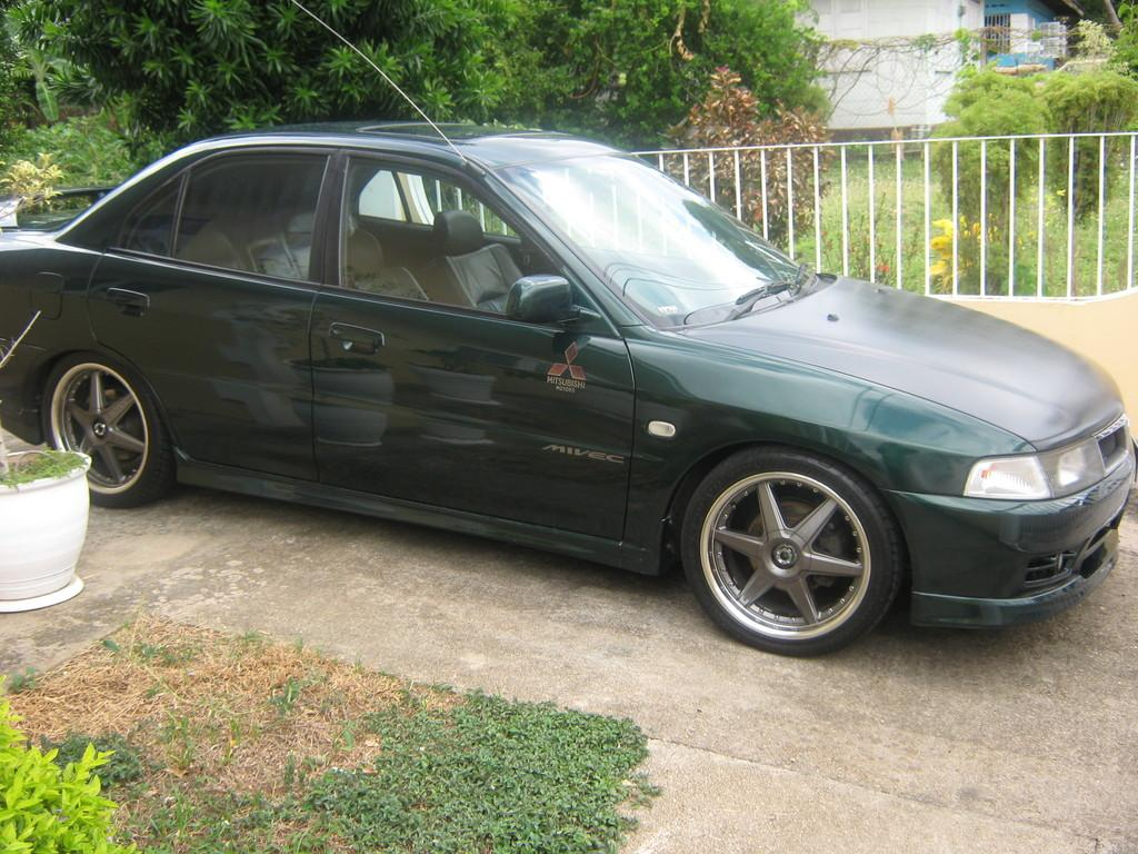 Morpheus23 2000 Mitsubishi Lancer Specs, Photos, Modification Info