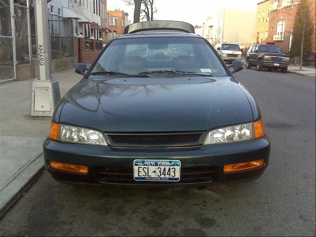 96+honda+accord+green