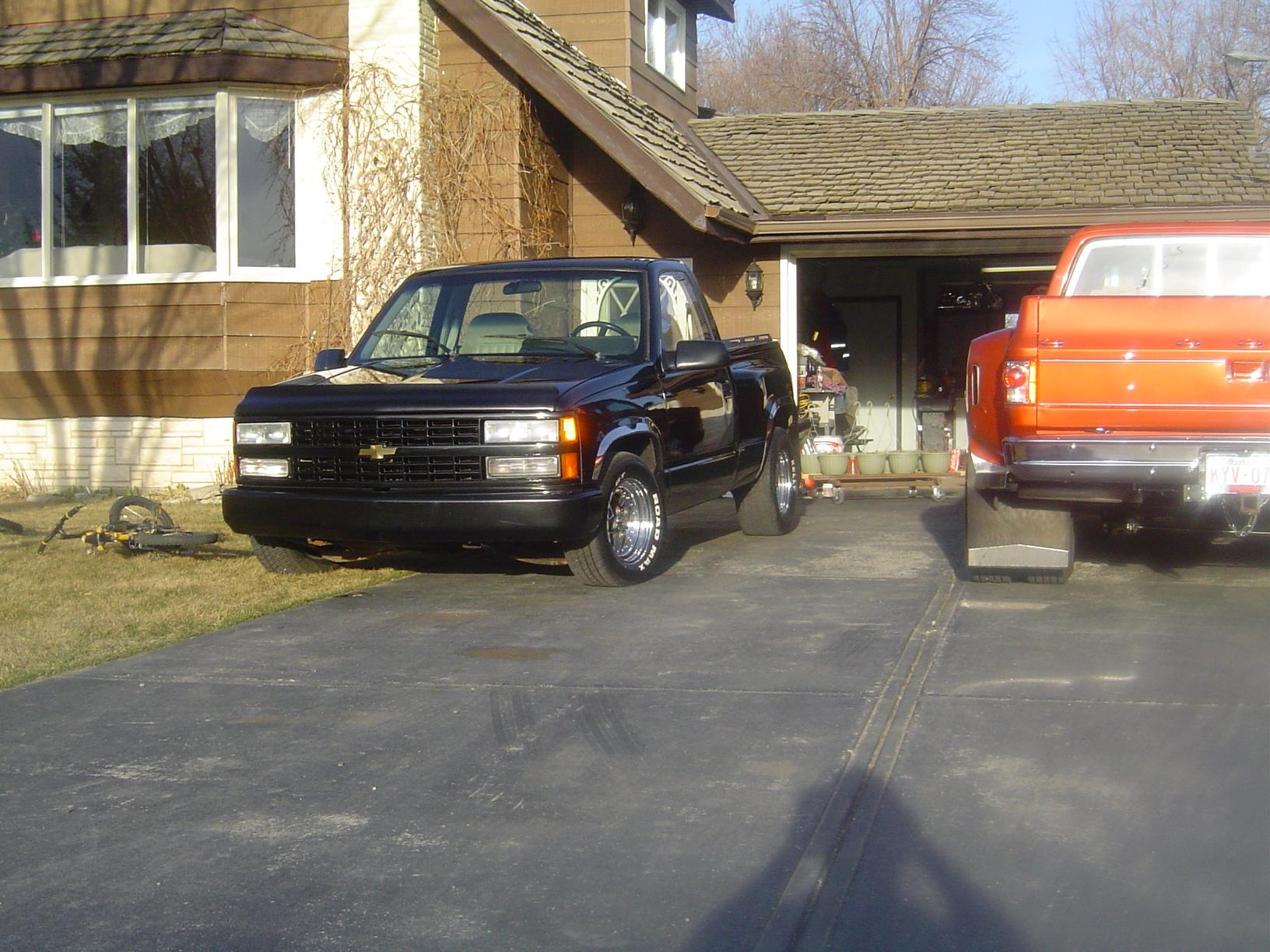 Another buhlersdayoffxxx 1988 Chevrolet 1500 Extended Cab post... - 14359742