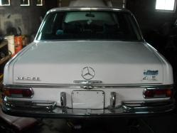 Mr.Benz 1972 Mercedes-Benz 280SE