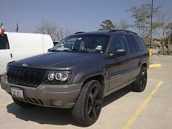 lui1987s 2002 Jeep Grand Cherokee