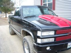 wideopenchevy 1989 Chevrolet 1500 Extended Cab