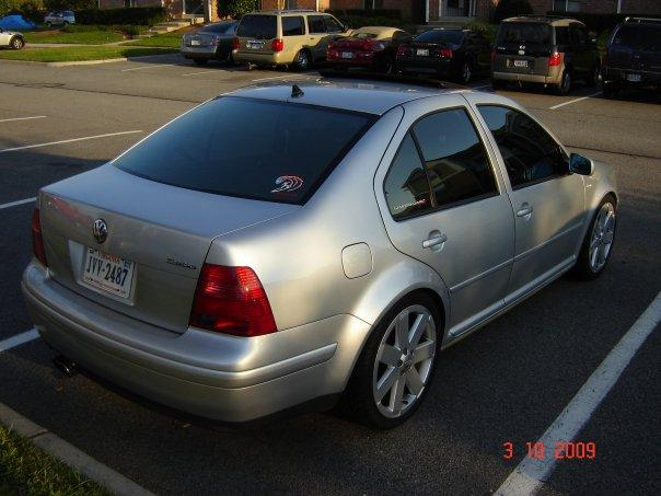 Boricua_M3 2001 Volkswagen JettaGLS Turbo Sedan 4D Specs, Photos, Modification Info at CarDomain