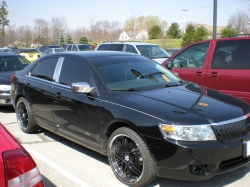 QTCHRISO 2009 Lincoln MKZ