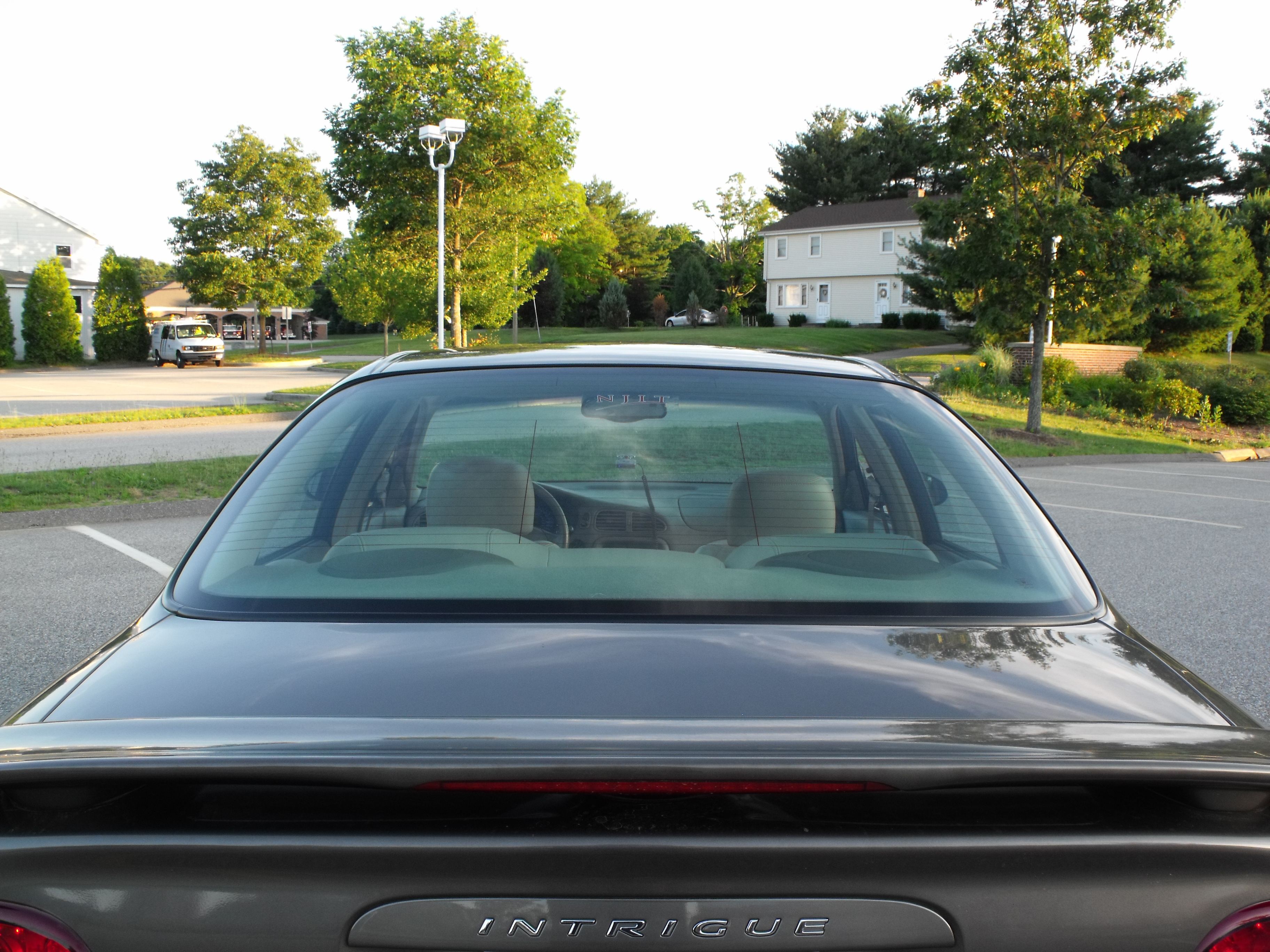 Another voyagerfan99 2000 Oldsmobile Intrigue post... - 14361297