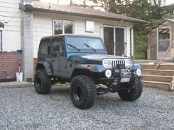 Jeep95rosss 1995 Jeep YJ 