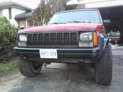 BigCherrys 1993 Jeep Cherokee