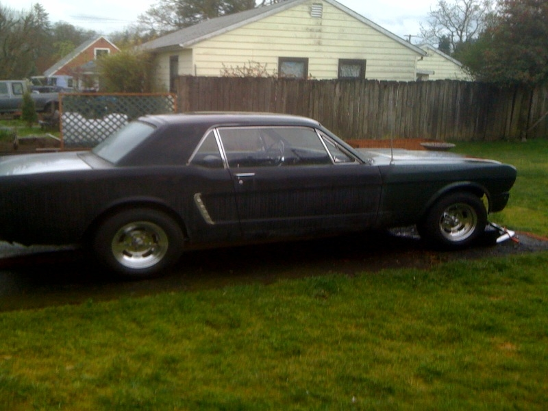 lesingepsycho 1966 Ford Mustang