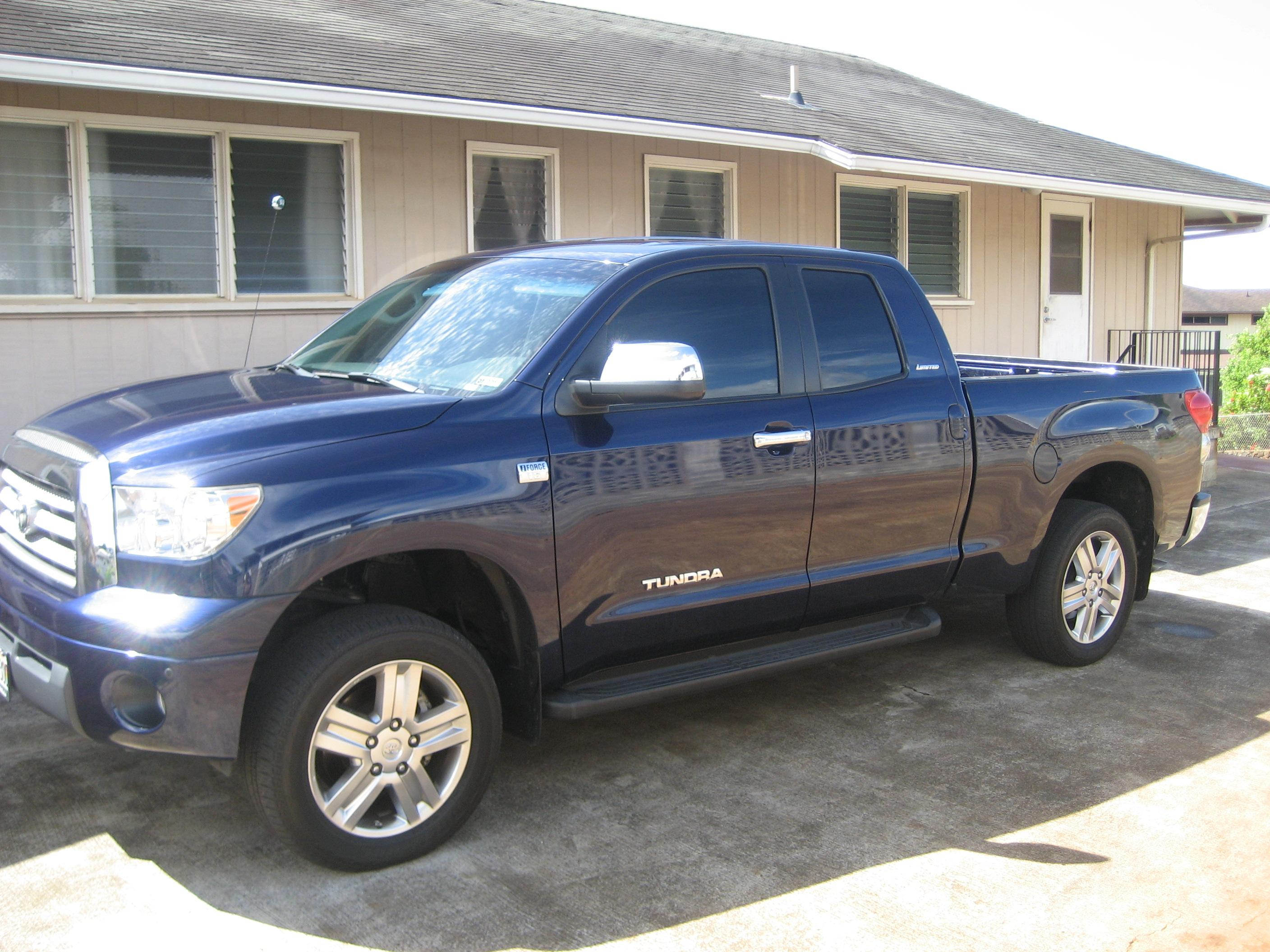 drayden 2008 toyota tundra double cab specs photos modification info at cardomain. Black Bedroom Furniture Sets. Home Design Ideas