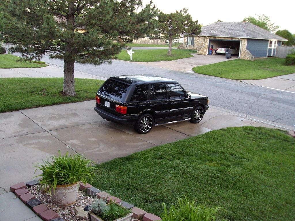 Another Uniphied 1999 Land Rover Range Rover post... - 14362378