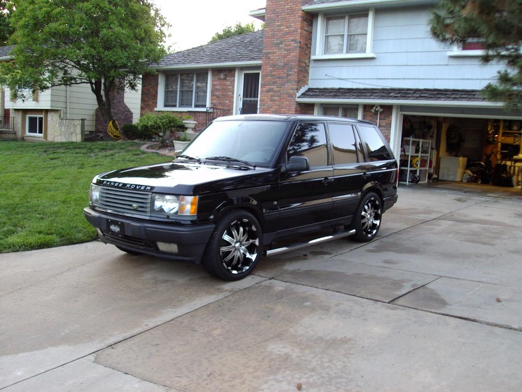 Another Uniphied 1999 Land Rover Range Rover post... - 14362380
