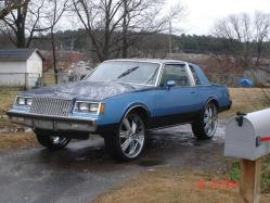RegalManes 1983 Buick Regal