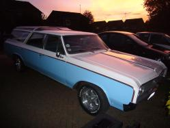 Ashleys64Olds 1964 Oldsmobile Vista Cruiser