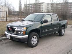 2008 GMC Canyon Regular Cab