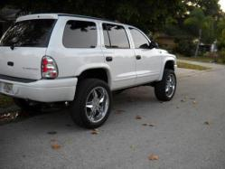 eclipserollers 2002 Dodge Durango