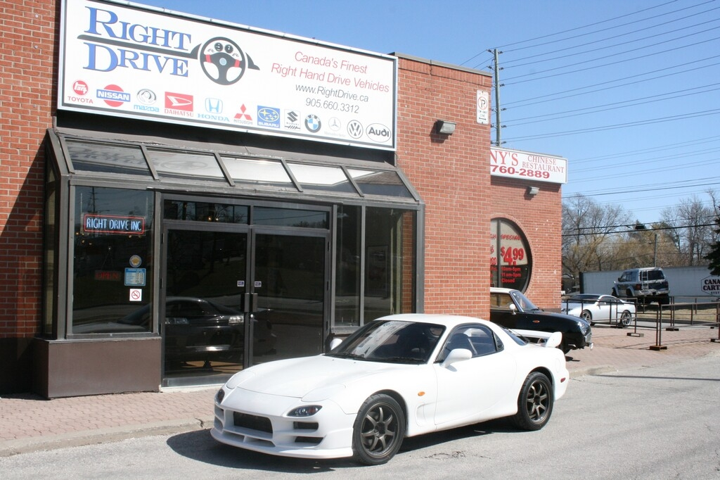 Another rightdrive 1993 Mazda RX-7 post... - 14365020