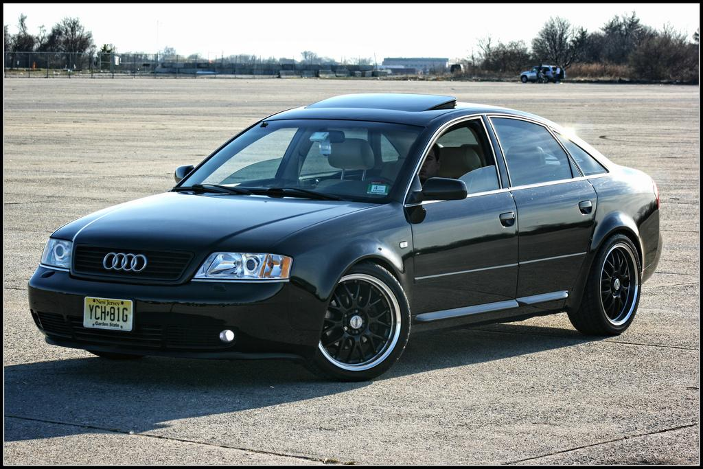 Hcaudikeed 1999 Audi A6sedan 4d Specs  Photos