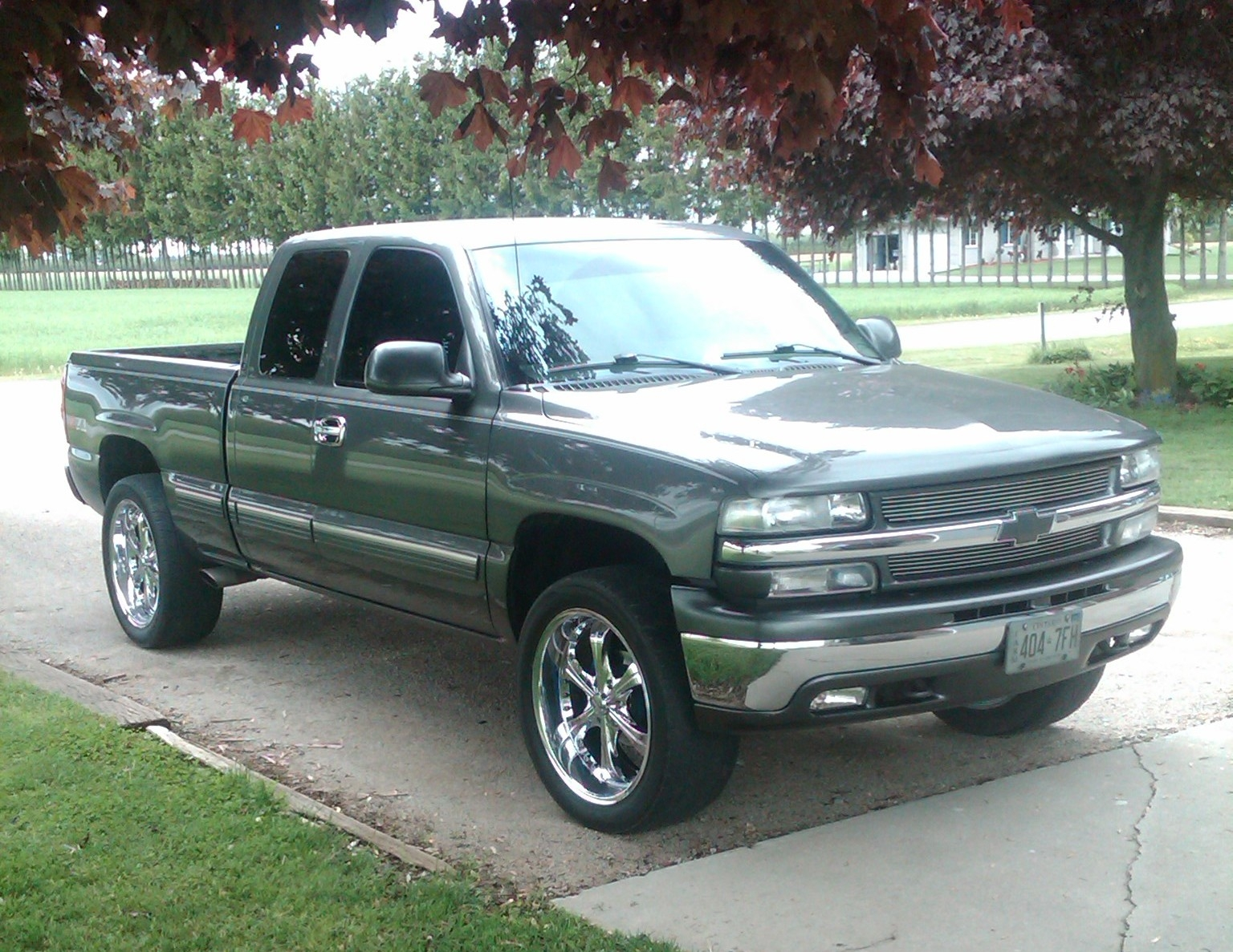 Another jaybyrd13 1999 Chevrolet Silverado 1500 Extended Cab post... - 14366426