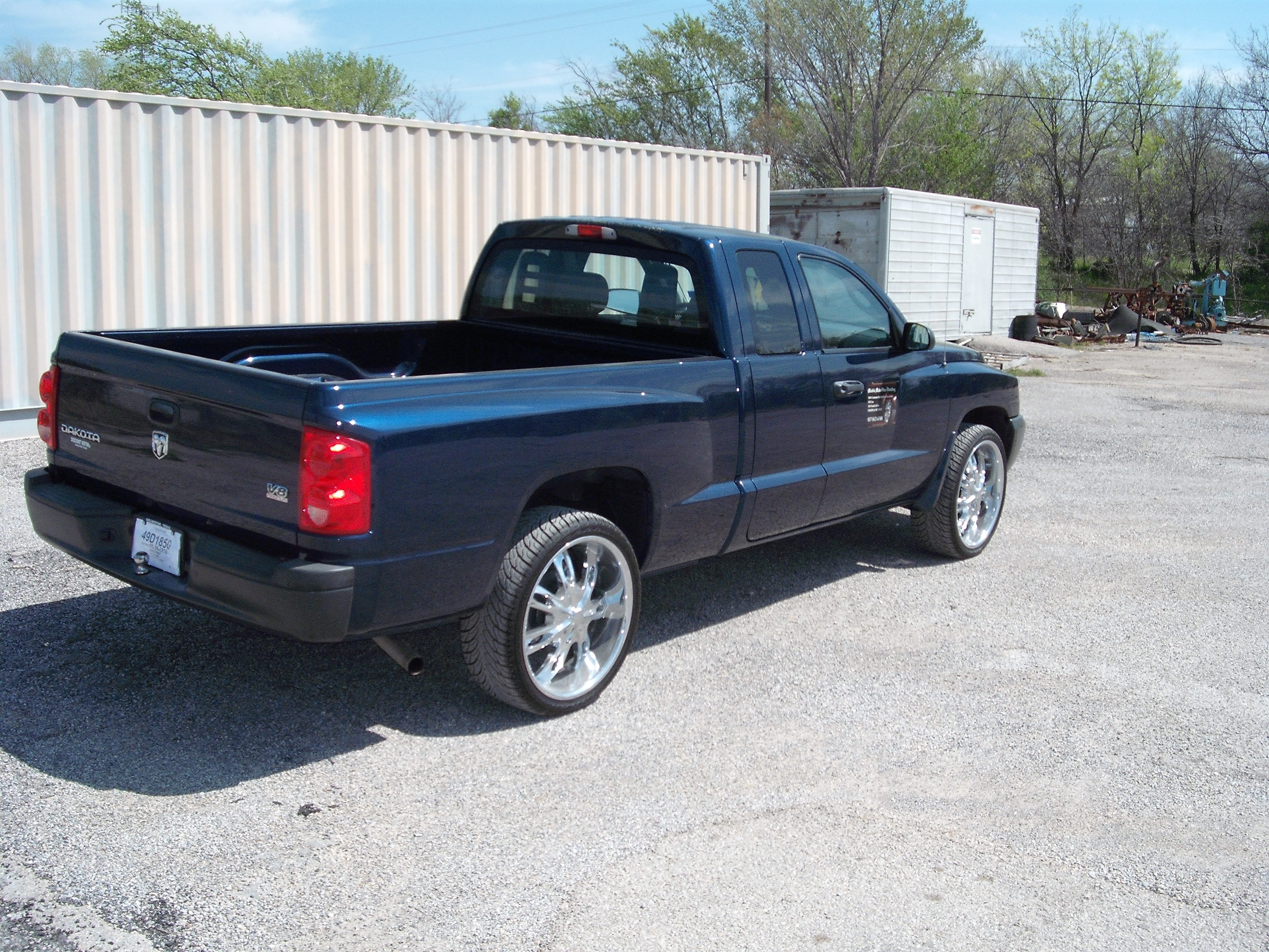 billyocean2 2006 dodge dakota regular cab chassis specs. Black Bedroom Furniture Sets. Home Design Ideas