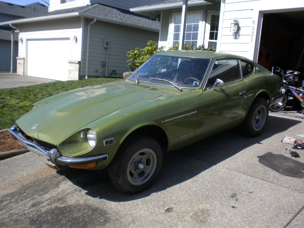 Another DatsunDave07 1972 Datsun 240Z post... - 14366627