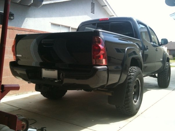 Another emanb115 2007 Toyota Tacoma Double Cab post... - 14364328