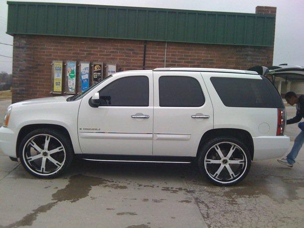 zrobins 2008 gmc yukon denali specs photos modification. Black Bedroom Furniture Sets. Home Design Ideas
