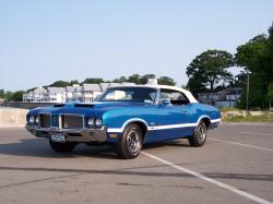 442W-29s 1972 Oldsmobile 442