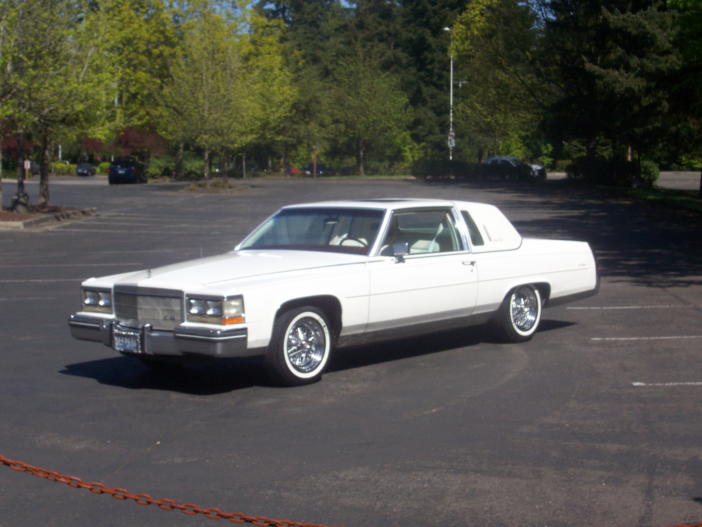 navjac 1985 Cadillac Fleetwood Specs Photos Modification Info at