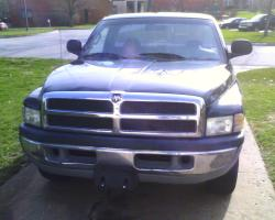 blued_ups 1999 Dodge Ram 1500 Regular Cab
