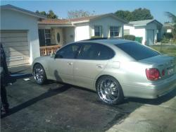 g5toofly954s 2002 Lexus GS