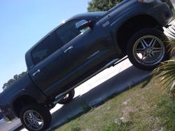 tundraon24ss 2007 Toyota Tundra CrewMax