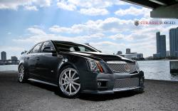 Strasse_Forged 2010 Cadillac CTS