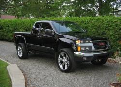 latluc 2006 GMC Canyon Extended Cab