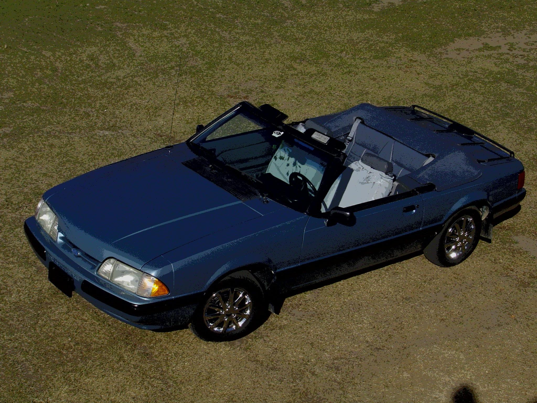 Another buhlersdayoffxxx 1990 Ford Mustang II post... - 14368508