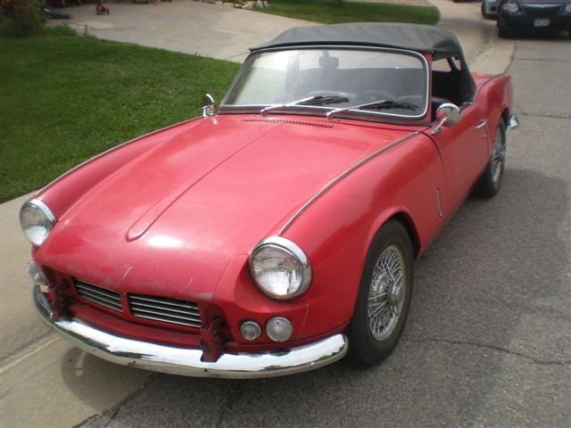 aimwo4 1965 triumph spitfire specs photos modification