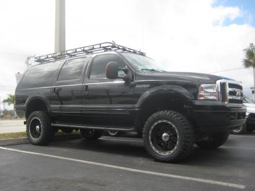 Warhorseracing 2005 Ford Excursionxlt Sport Utility 4d