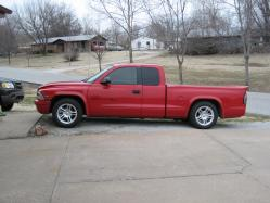 1bad_G35s 1999 Dodge Dakota Club Cab