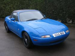 Billywinks 1990 Mazda Miata MX-5