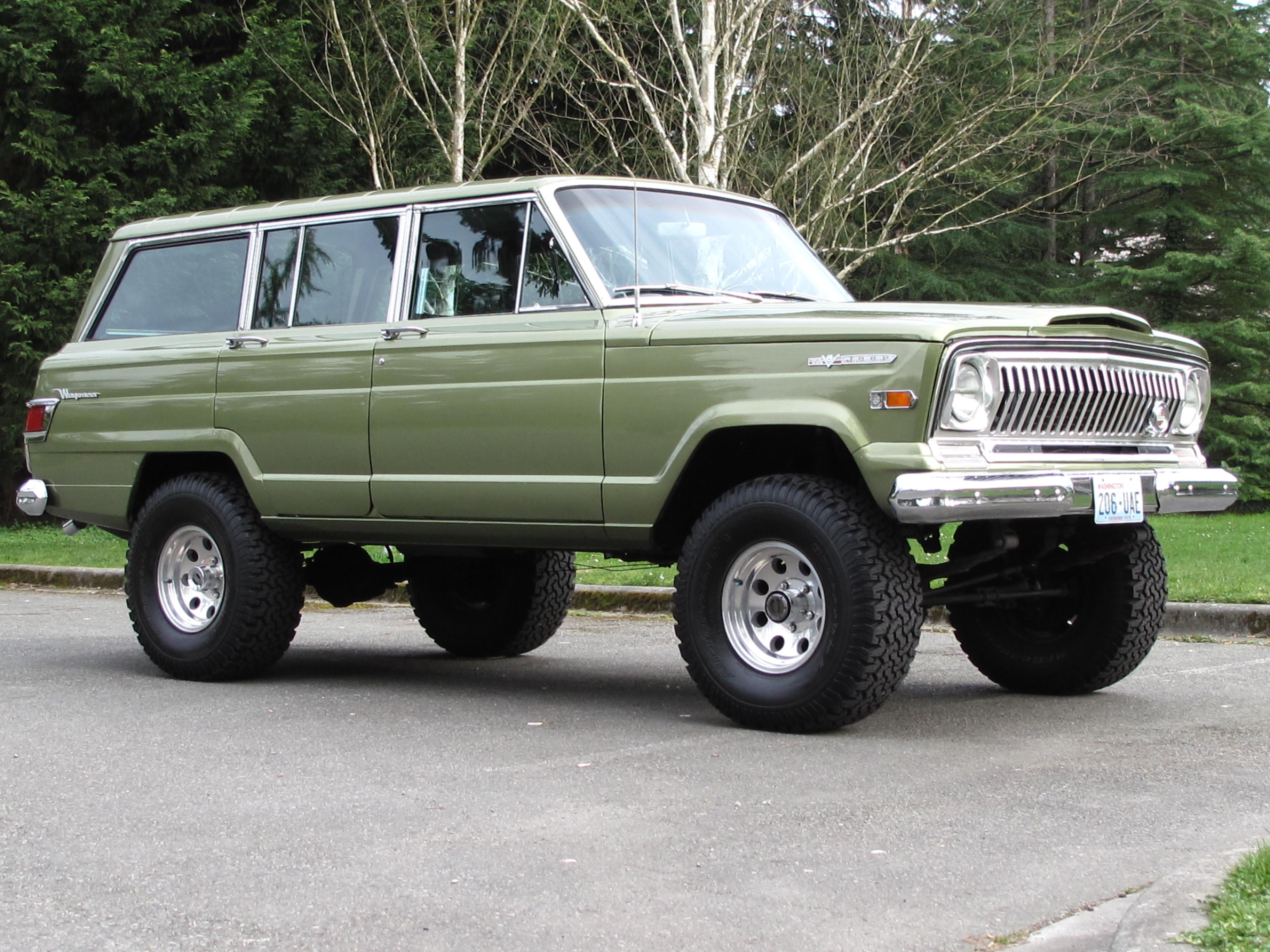 Another 70jeep 1970 Jeep Wagoneer post... - 14367159