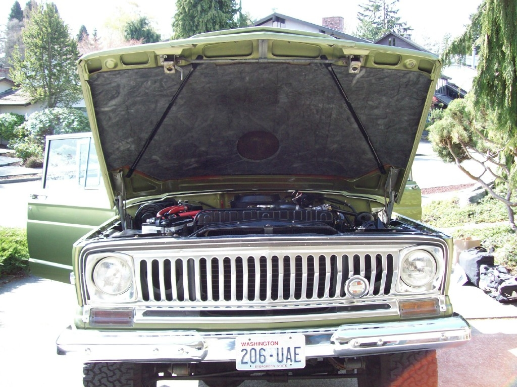Another 70jeep 1970 Jeep Wagoneer post... - 14367171