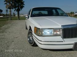 Big-Alowlows 1991 Lincoln Town Car