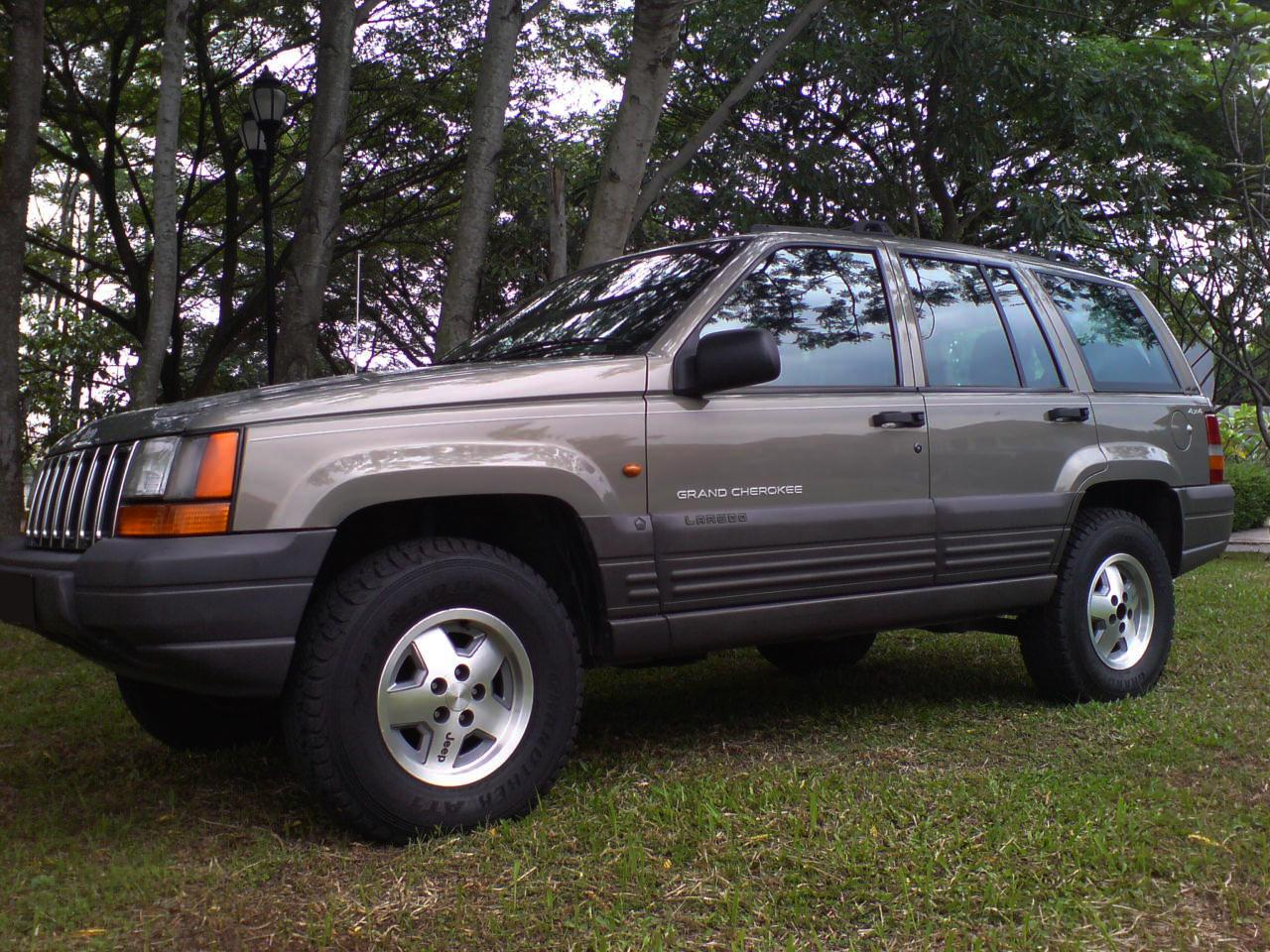 JeepProject 2000 Jeep Grand Cherokee