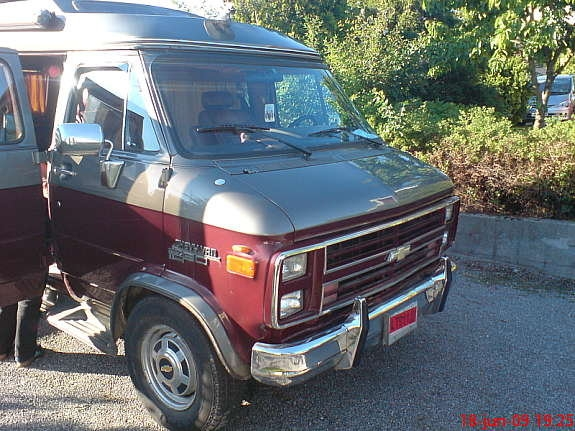 Another eagle78 1988 Chevrolet G-Series 1500 post... - 14367392