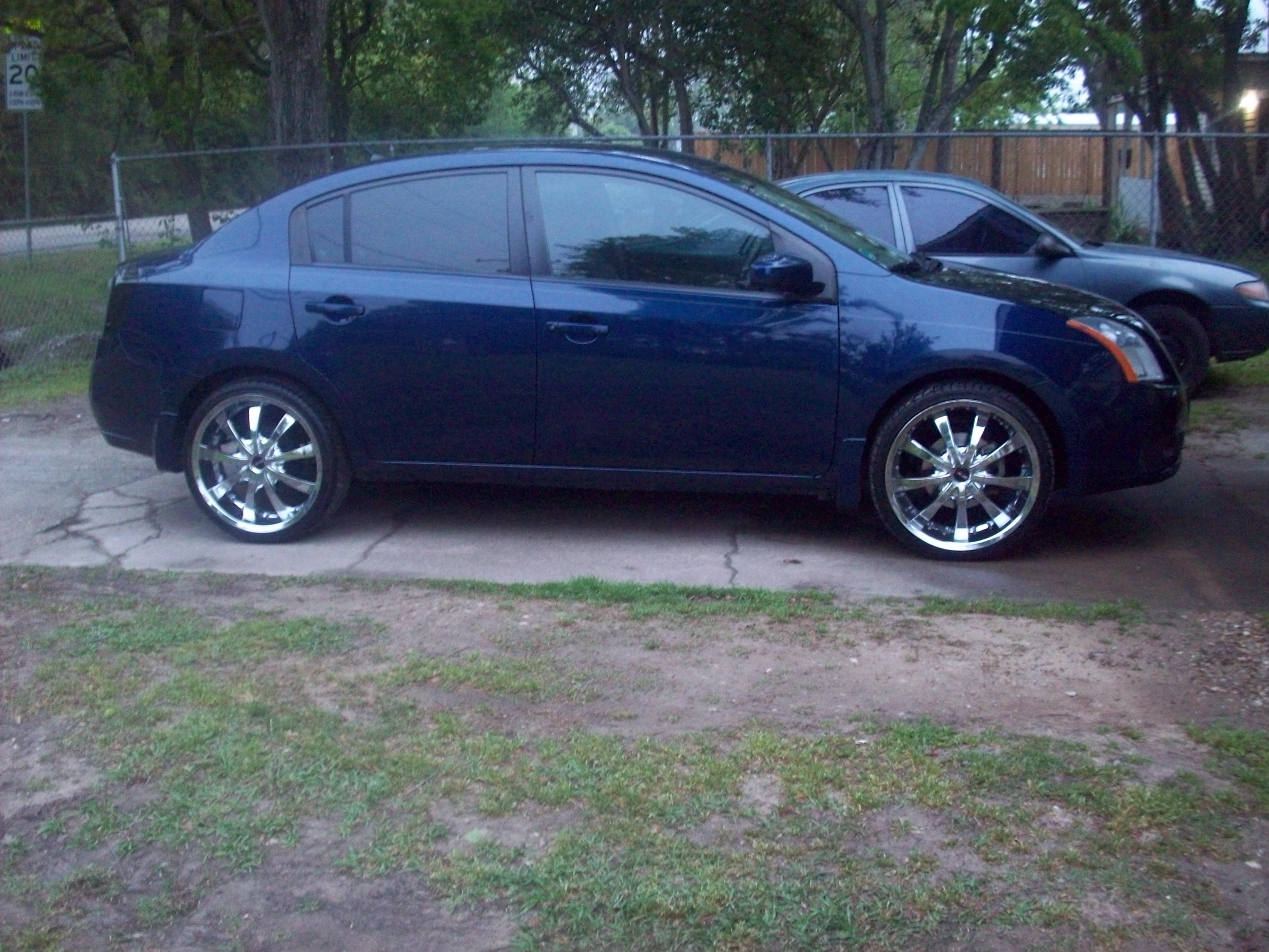 Another 713htown 2007 Nissan Sentra post... - 14370171