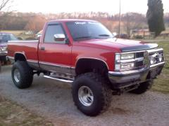 highroller350s 1994 Chevrolet Silverado 1500 Regular Cab