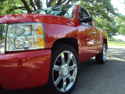 Jc666s 2008 Chevrolet Silverado 1500 Regular Cab