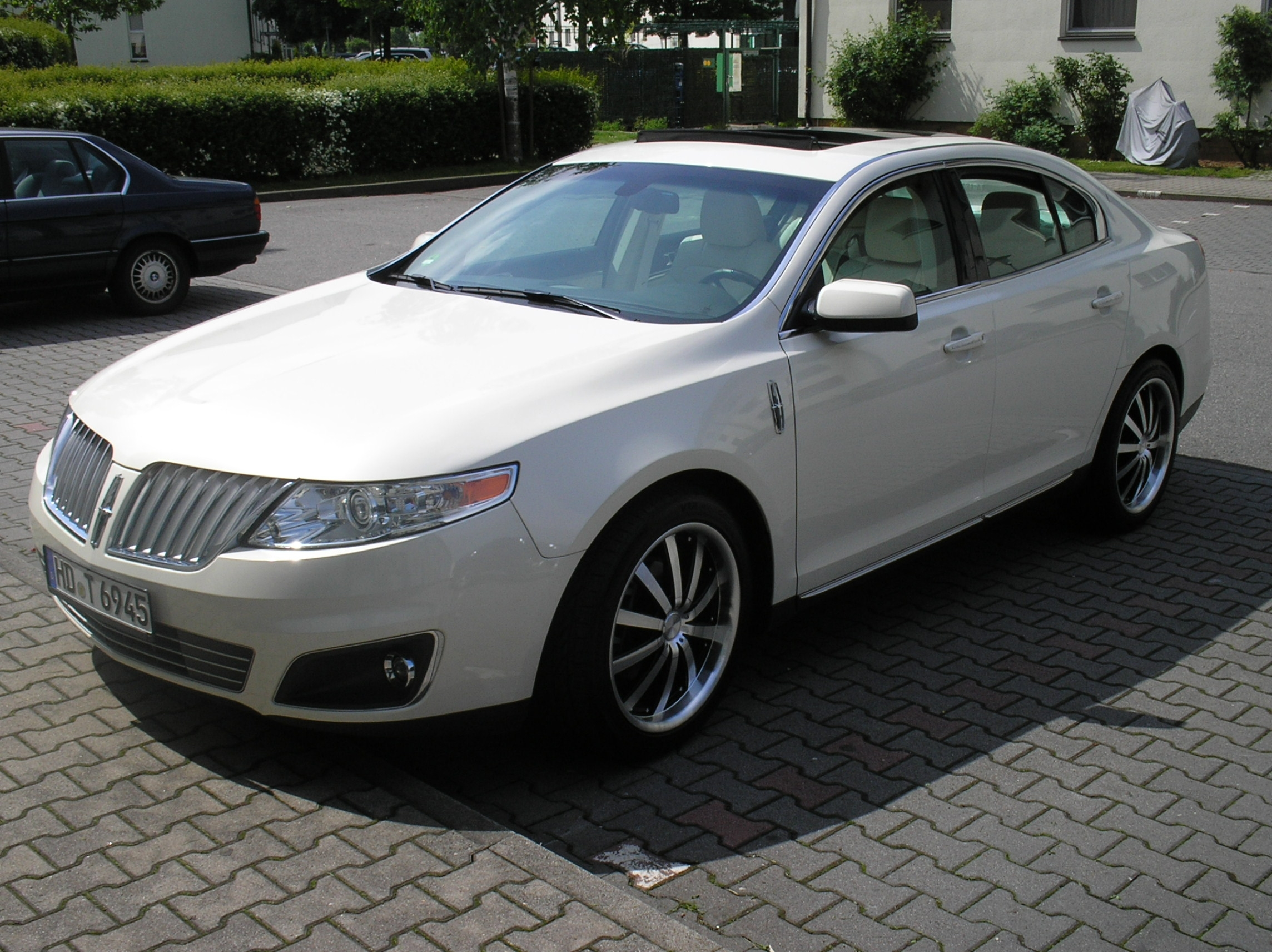 caseyhowardsr 2009 lincoln mks specs photos modification info at cardomain. Black Bedroom Furniture Sets. Home Design Ideas